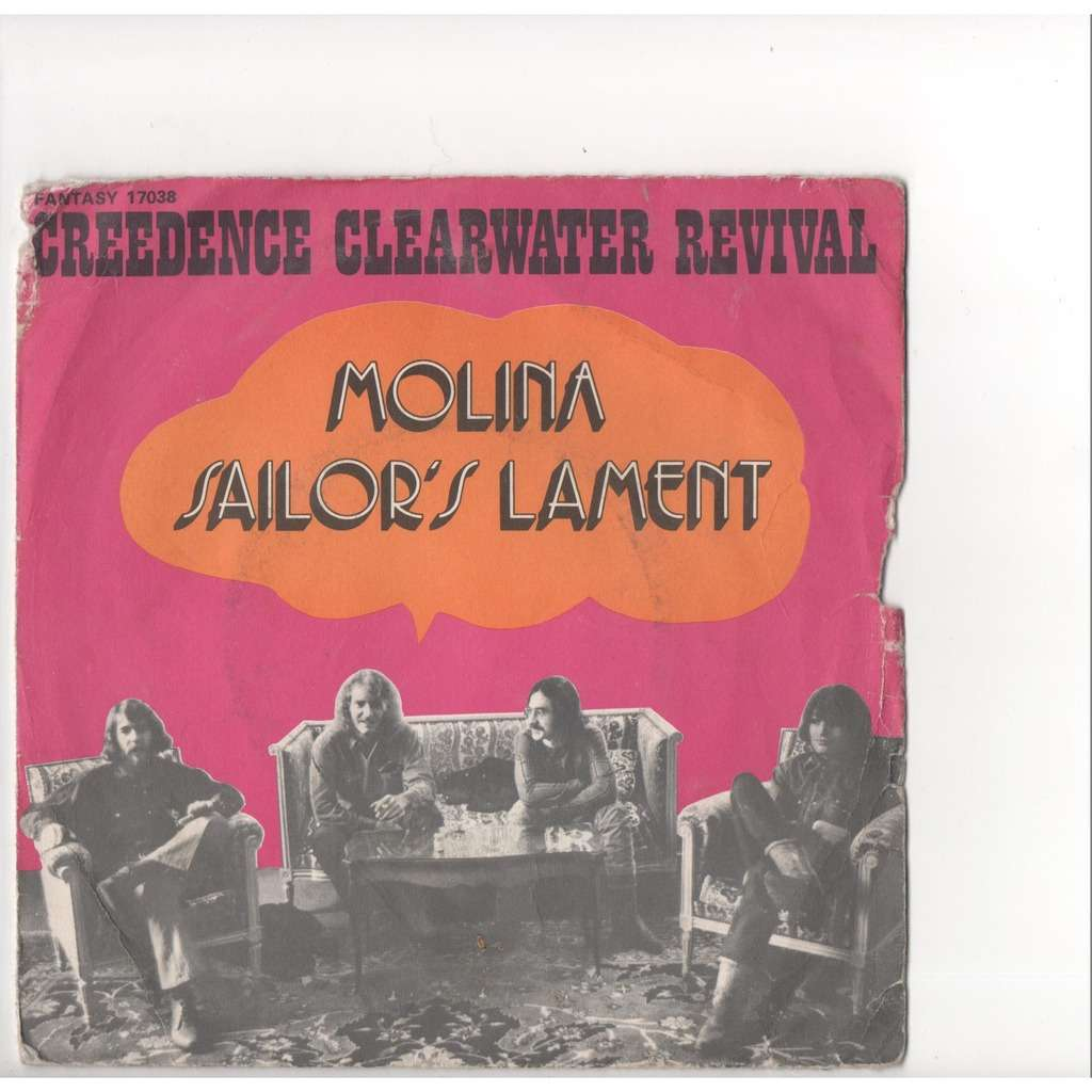 creedence clearwater revival molina