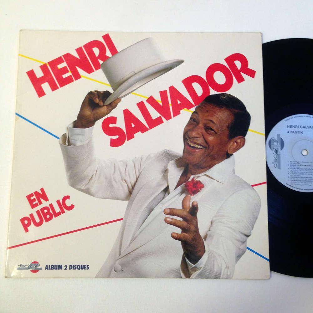 Henri Salvador A Pantin