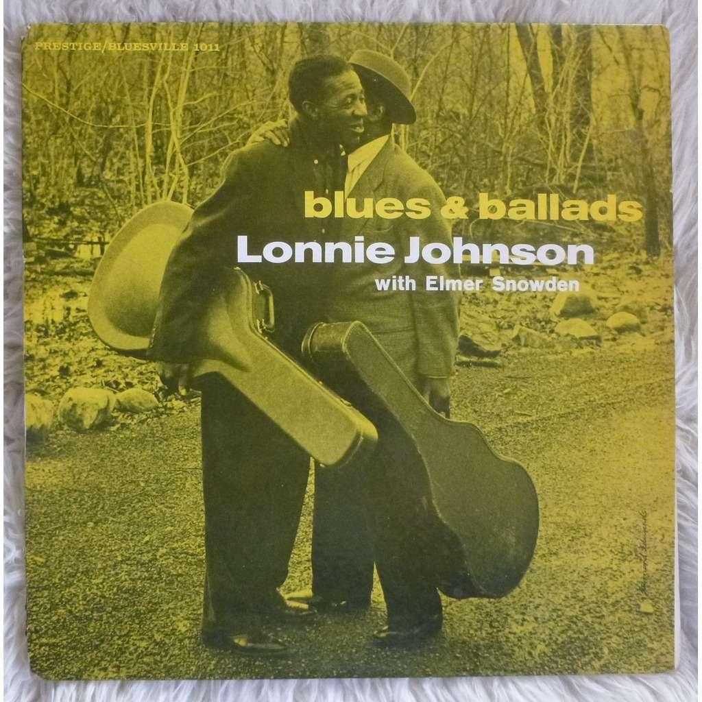 Lonnie Johnson Blues Lonnie Johnson With Elmer