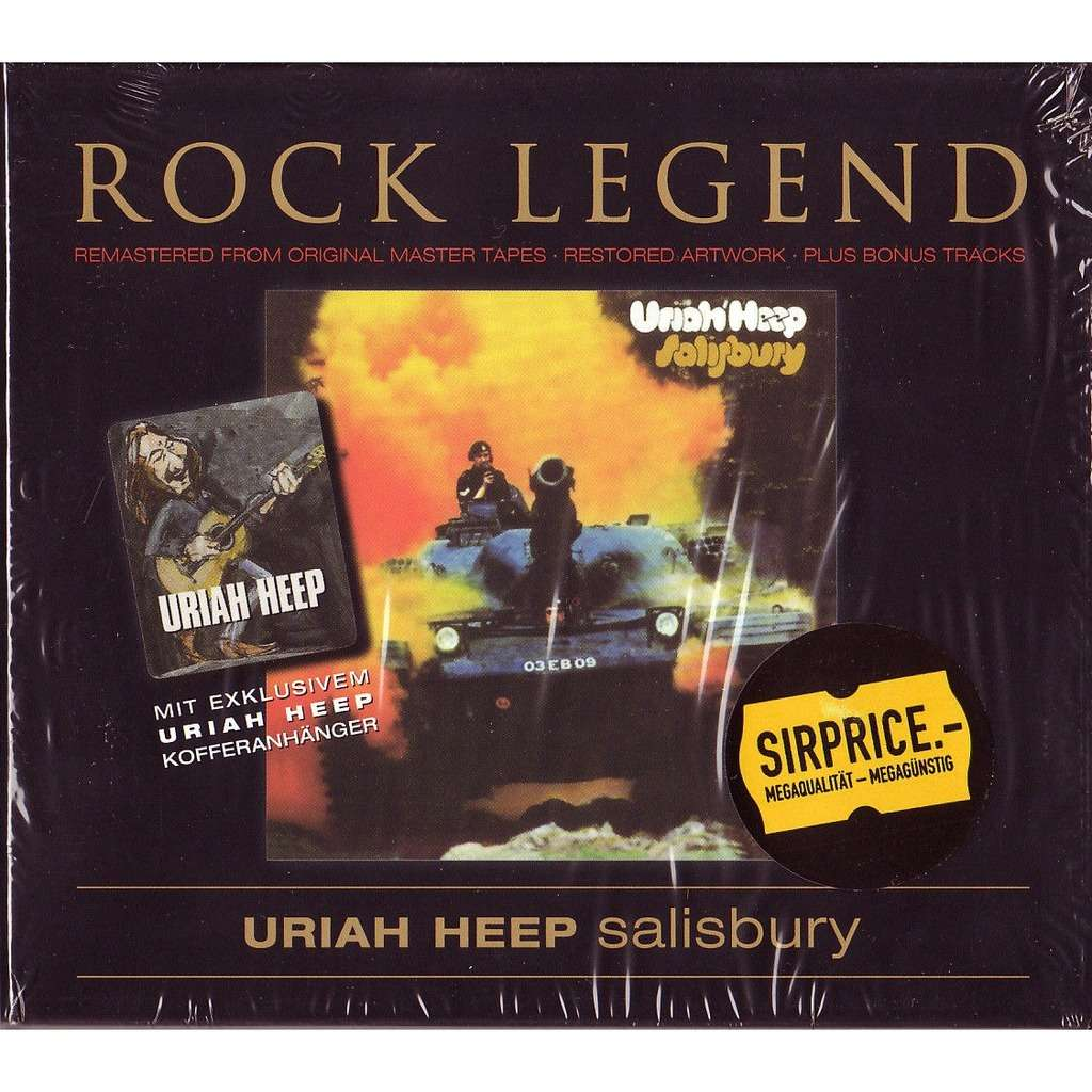 Uriah Heep - Salisbury+2