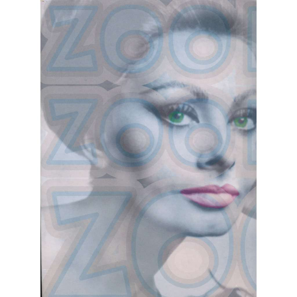 SOPHIA LOREN zoo be zoo be zoo