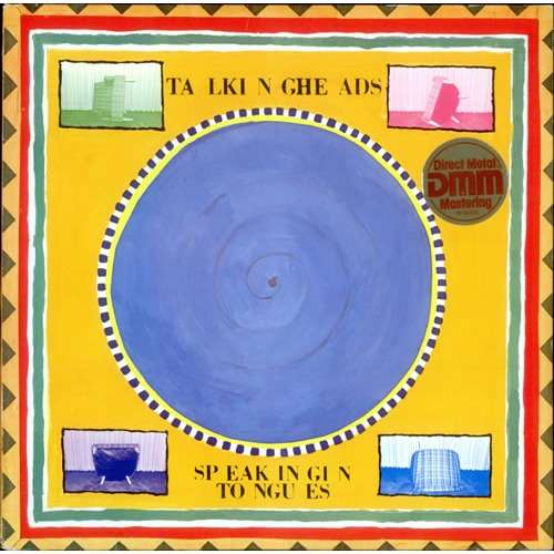 Speaking In Tongues By Talking Heads Lp With Tepsound