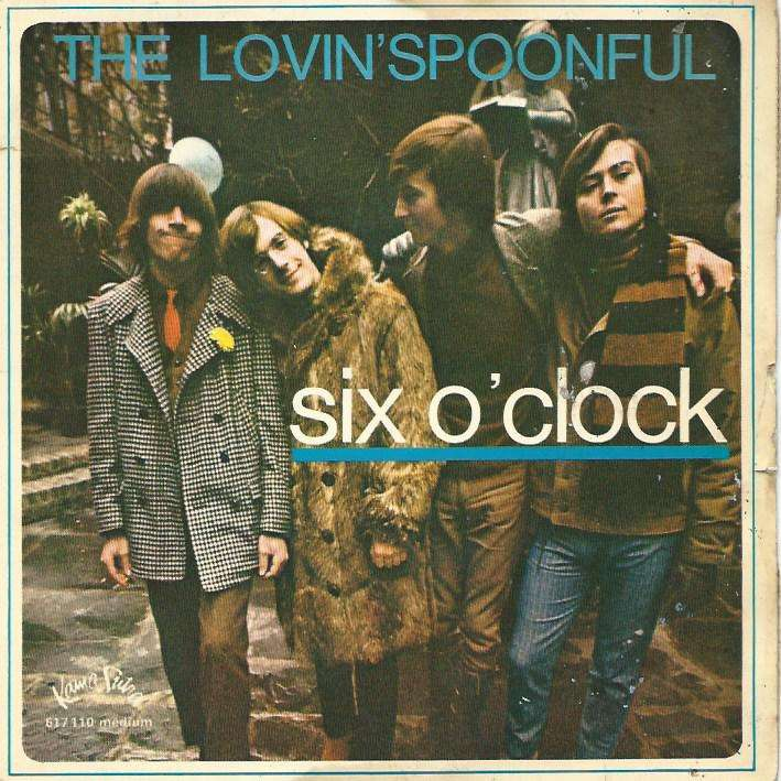 Image result for lovin spoonful six o clock