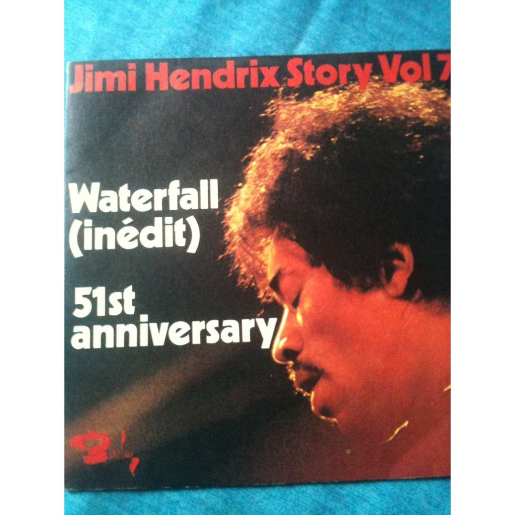 Jimi HENDRIX Waterfall