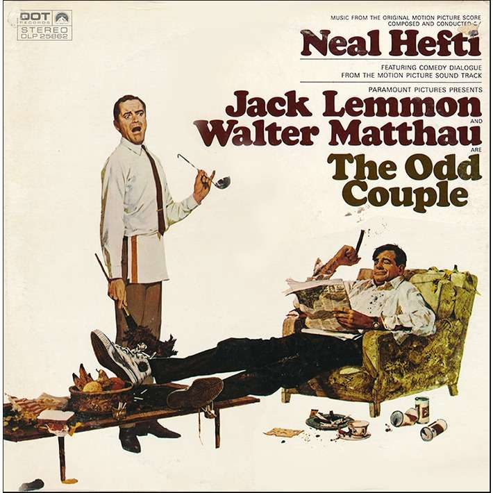 Neal Hefti The Odd Couple