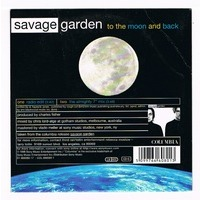 To The Moon And Back 2 Versions By Savage Garden Cds With Carlo Ref 117261475