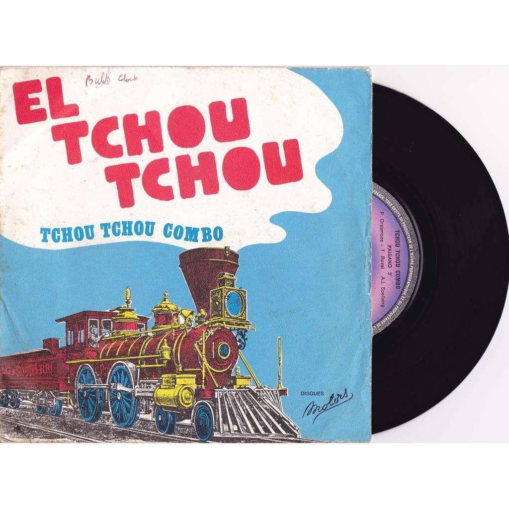 El tchou tchou - paisano -tchou tchou combo maybeline de ...