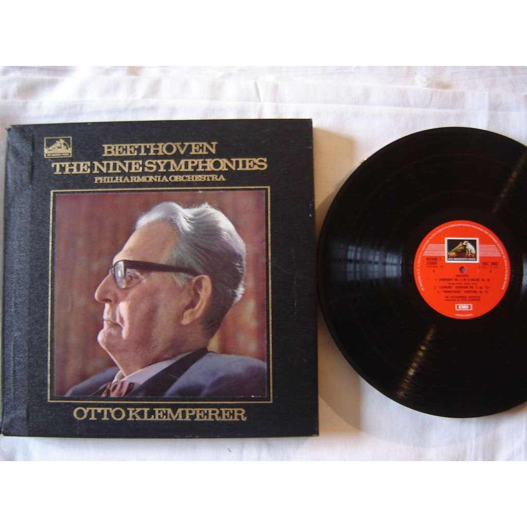 otto klemperer - Philharmonia Orchestra The Nine Symphonies