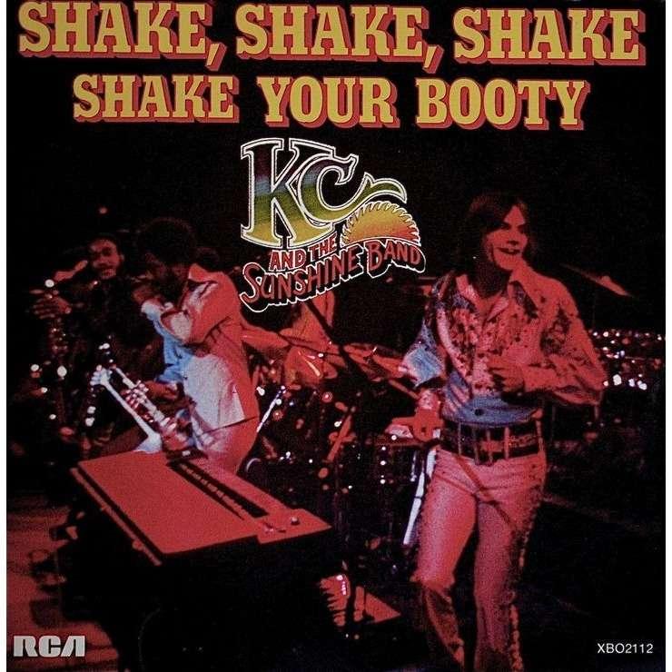 Resultado de imagen de KC & The Sunshine Band - Shake, shake, shake
