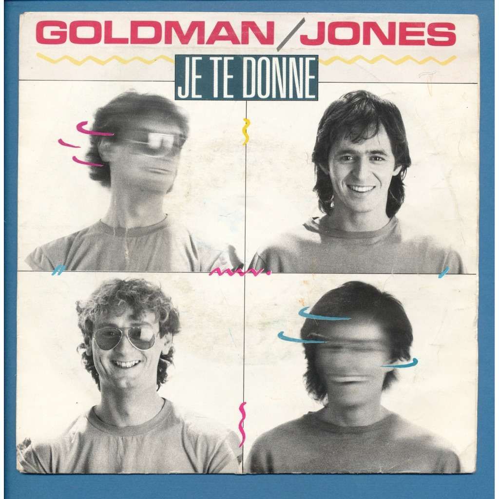 Jean Jacques Goldman - Je te donne