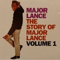 MAJOR LANCE - THE SORY OF MAJOR LANCE VOL.1 - CD