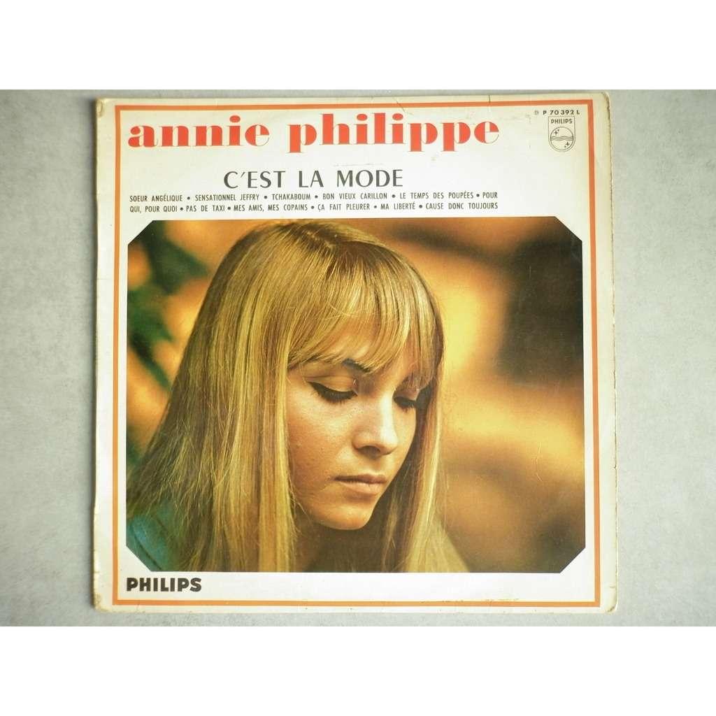 ANNIE PHILIPPE C'EST LA MODE
