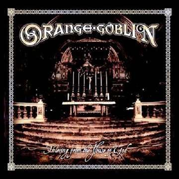 ORANGE GOBLIN THIEVING FROM THE HOUSE OF GOD (cd) Digipack -U.K
