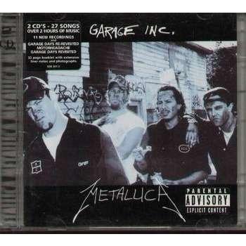 Garage Inc Von Metallica Cd X 2 Bei Tazovor Ref 117270142