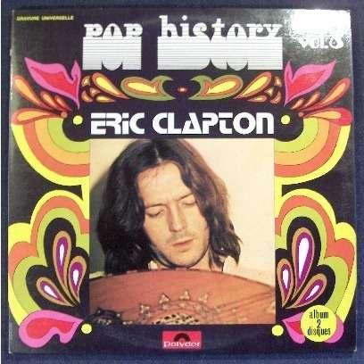 eric clapton pop history vol 6