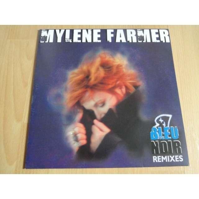 Farmer Mylène Bleu noir