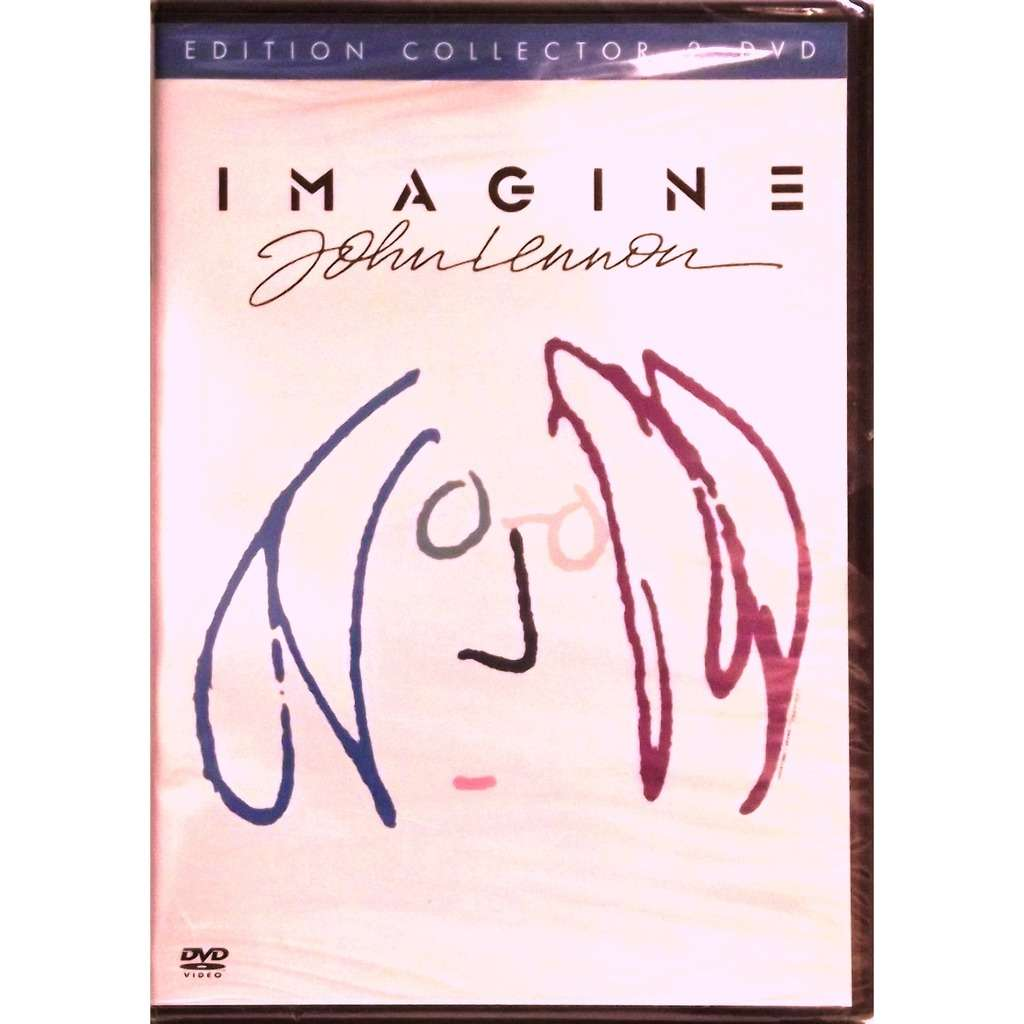 John Lennon Imagine 2 DVD