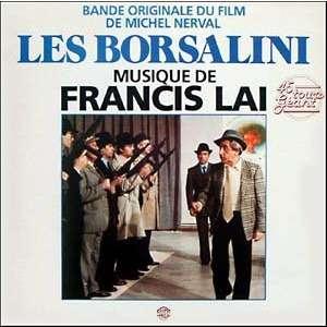 Francis Lai Les Borsalini