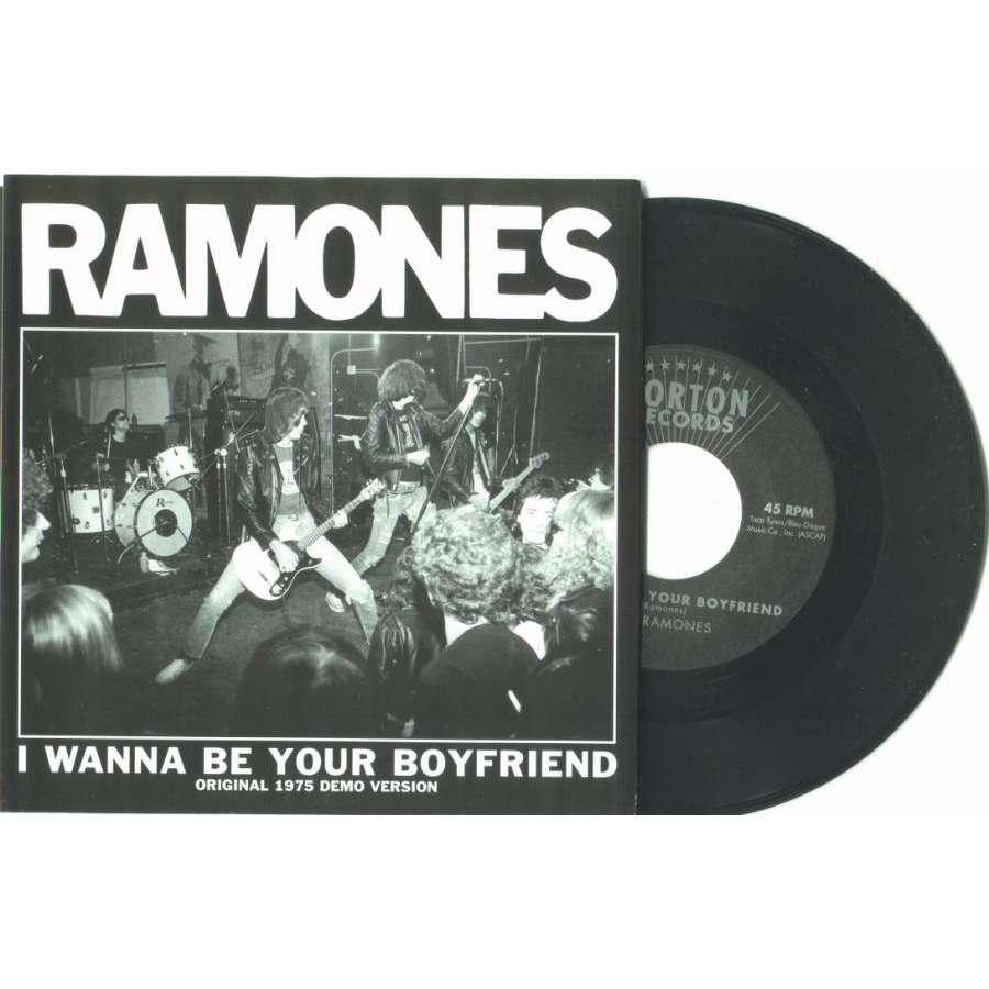 Ramones I Wanna Be Your Boyfriend (1975 Demo Version)