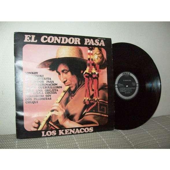 LOS KENACOS EL CONDOR PASA