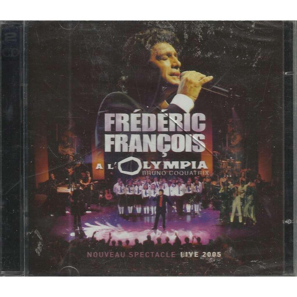 FREDERIC FRANCOIS A L OLYMPIA