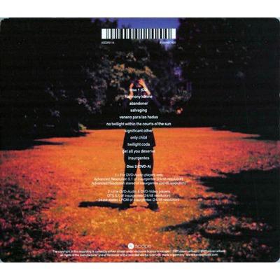 Steven Wilson: Insurgentes (DVD, 2010, 2-Disc Set) for ...