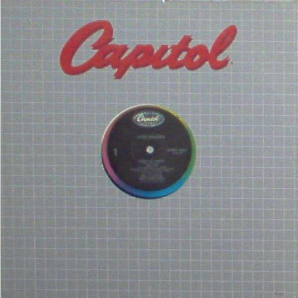 iron maiden Flight Of Icarus (USA 1983 2-trk promo 12EP Capitol slv)