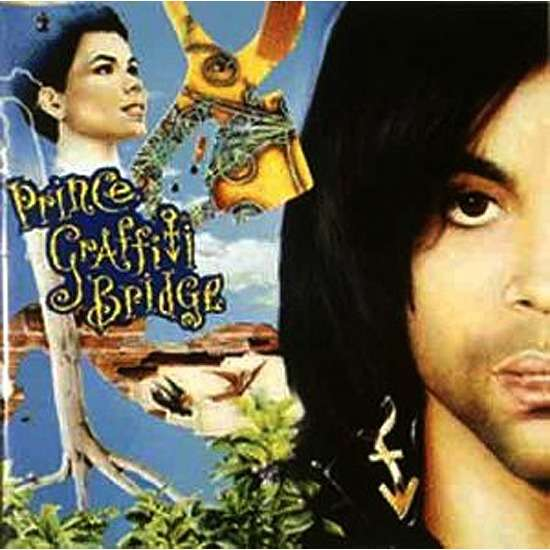 Prince - Graffiti Bridge EP