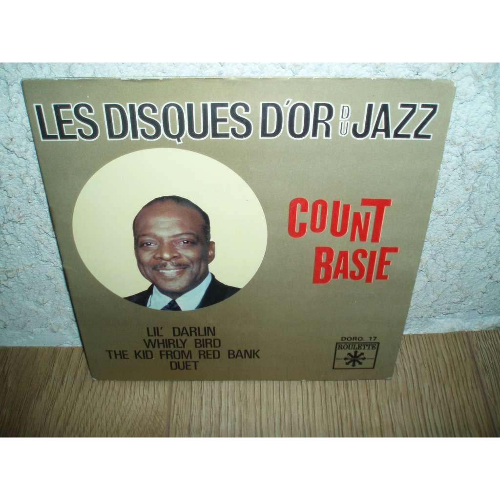 COUNT BASIE LES DISQUES D'OR DU JAZZ / LIL' DARLIN +3.