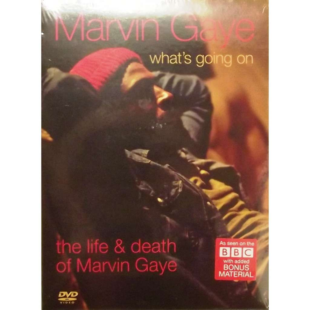Marvin Gaye What's Going On (DVD)