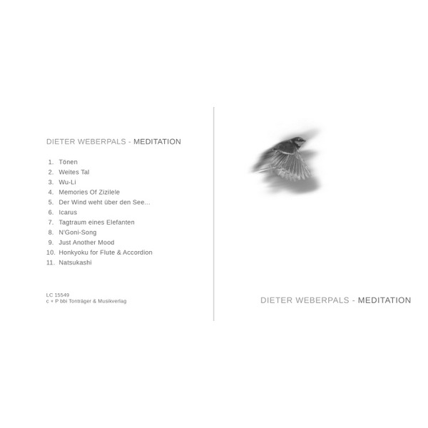 Dieter Weberpals Meditiation