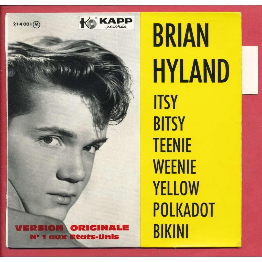 Itsy bitsy teenie weenie yellow plokadot bikini by Brian Hyland, EP with  neil93 - Ref:2999793