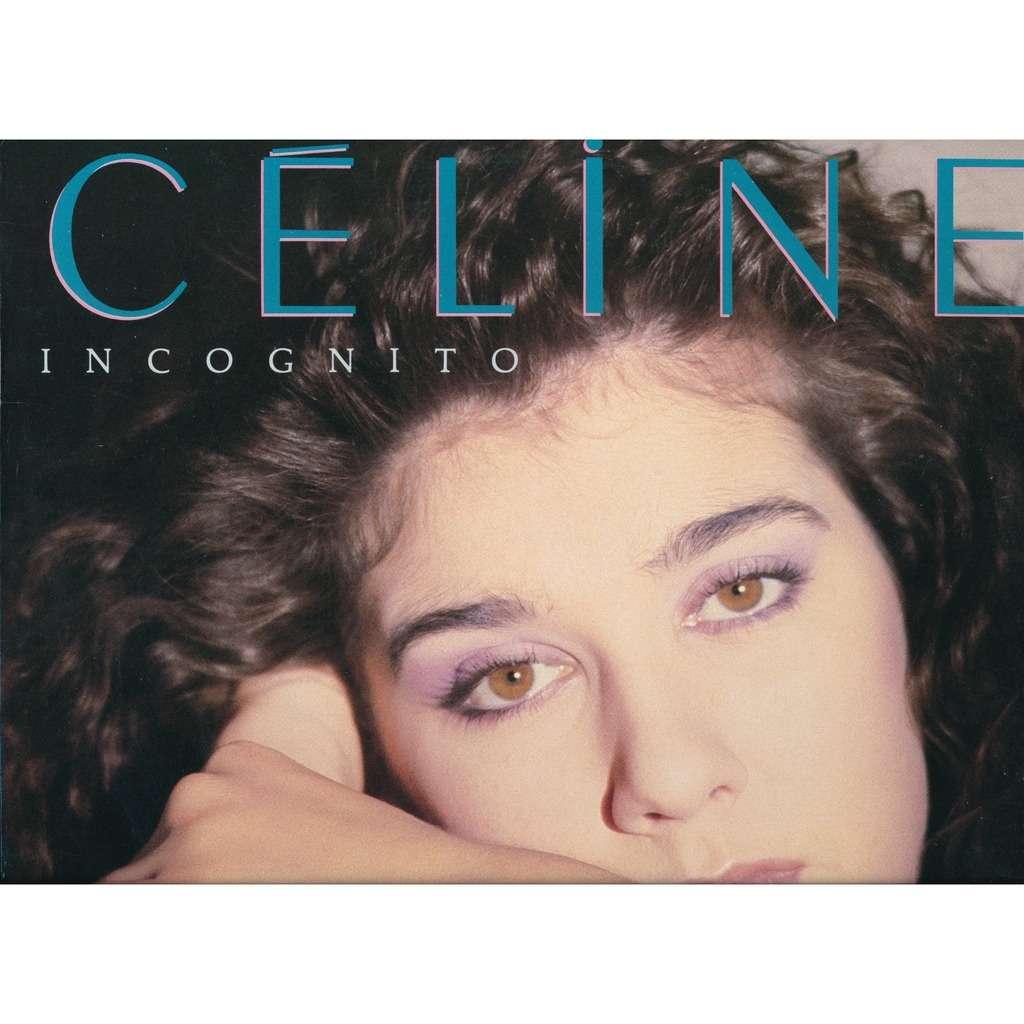 Incognito de Celine Dion, 33T chez - 66.9KB