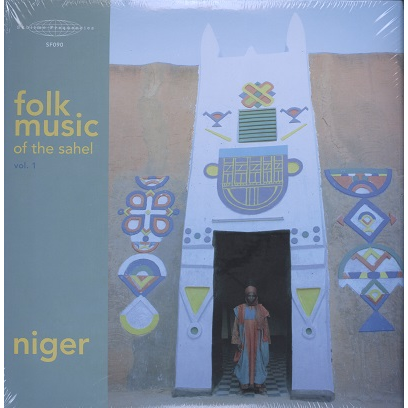 Folk Music Of The Sahel vol.1 Niger