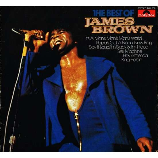 The Best Of James Brown By James Brown Lp With