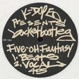 DUCKET BOOTLEG (K. DOPE PRESENTS) - five oh fantasy - 4mix - 12 inch 45 rpm