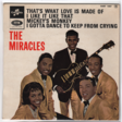 the miracles that's what love is made of / l like it like that / mickey's monkey / l gotta dance to keep from