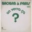 BAOBAB (ORCHESTRE) - A Paris vol.1 On verra ça - 33 1/3 RPM