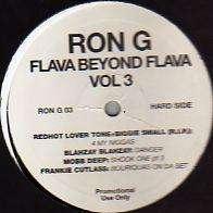 Ron G Flava beyond flava vol.3