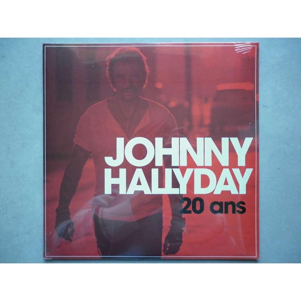 Johnny HALLYDAY 20 Ans / Prière Pour Un AmI