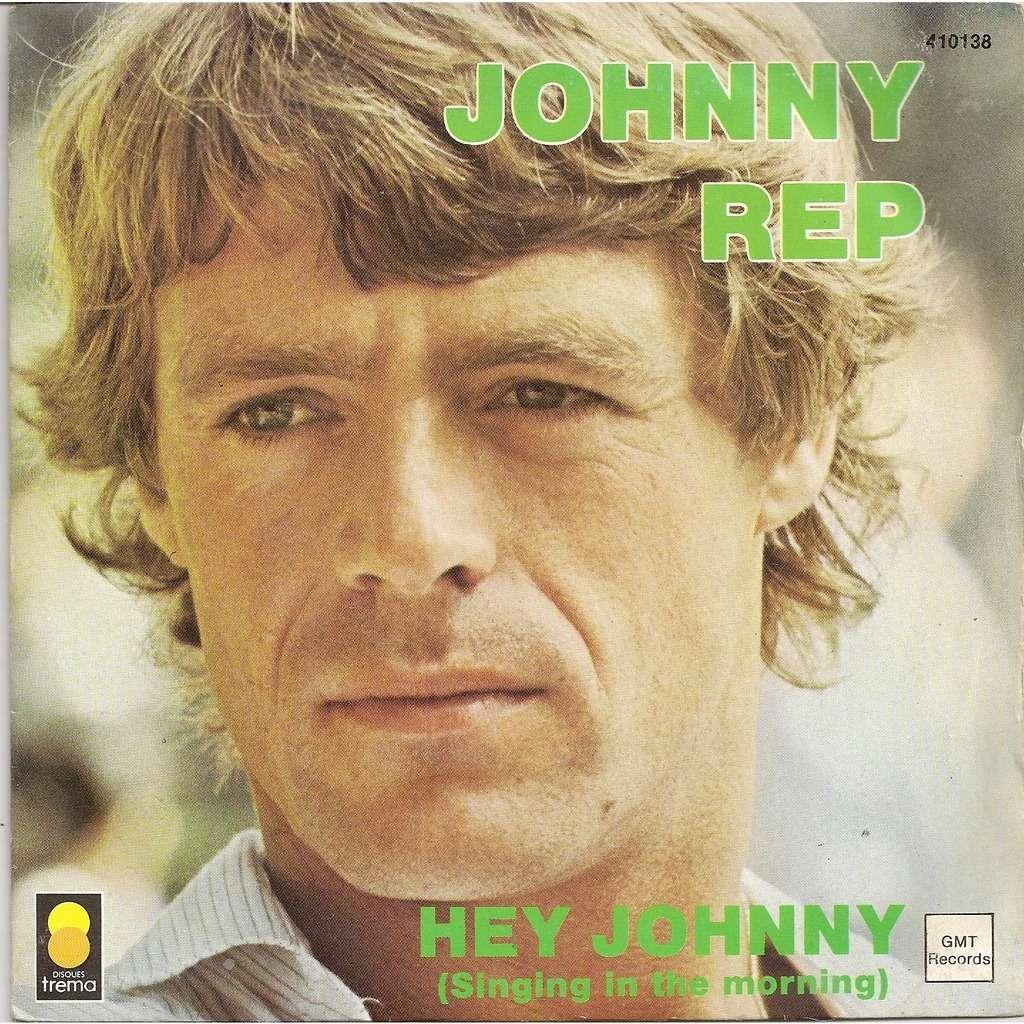 Hey johnny another life de Johnny Rep SP chez kroun2 Ref