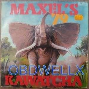 MAXEL'S Les LP « Maxel's 79 - Kawatcha »RARE