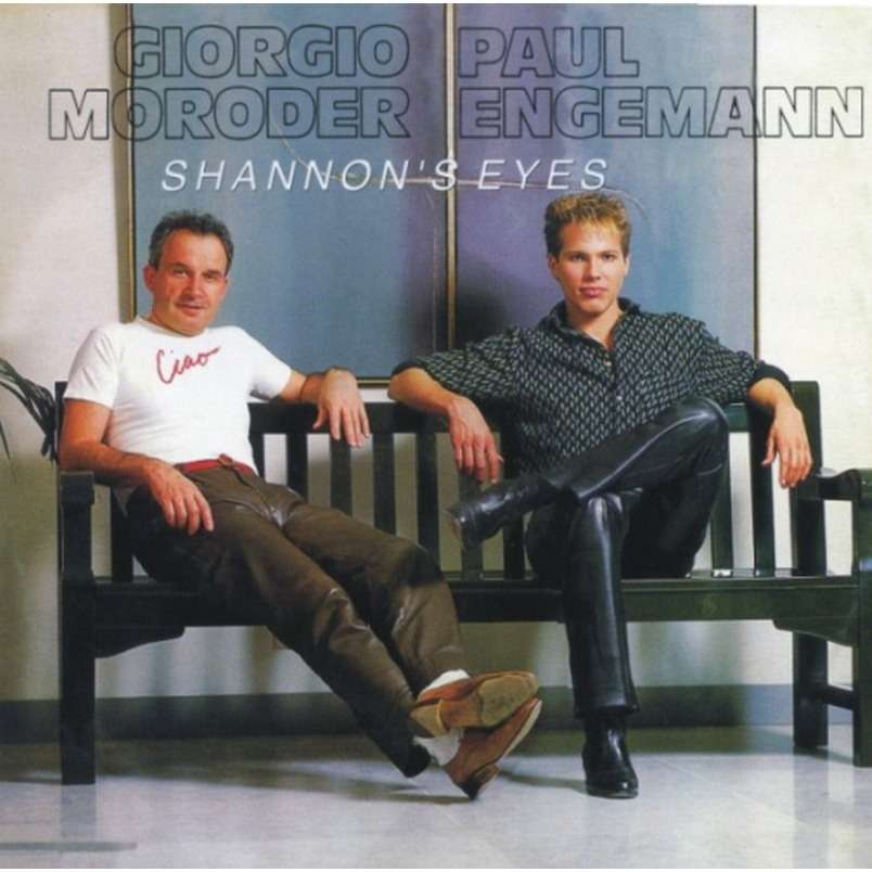 Shannon's Eyes by GIORGIO MORODER & PAUL ENGEMANN, CD with ...