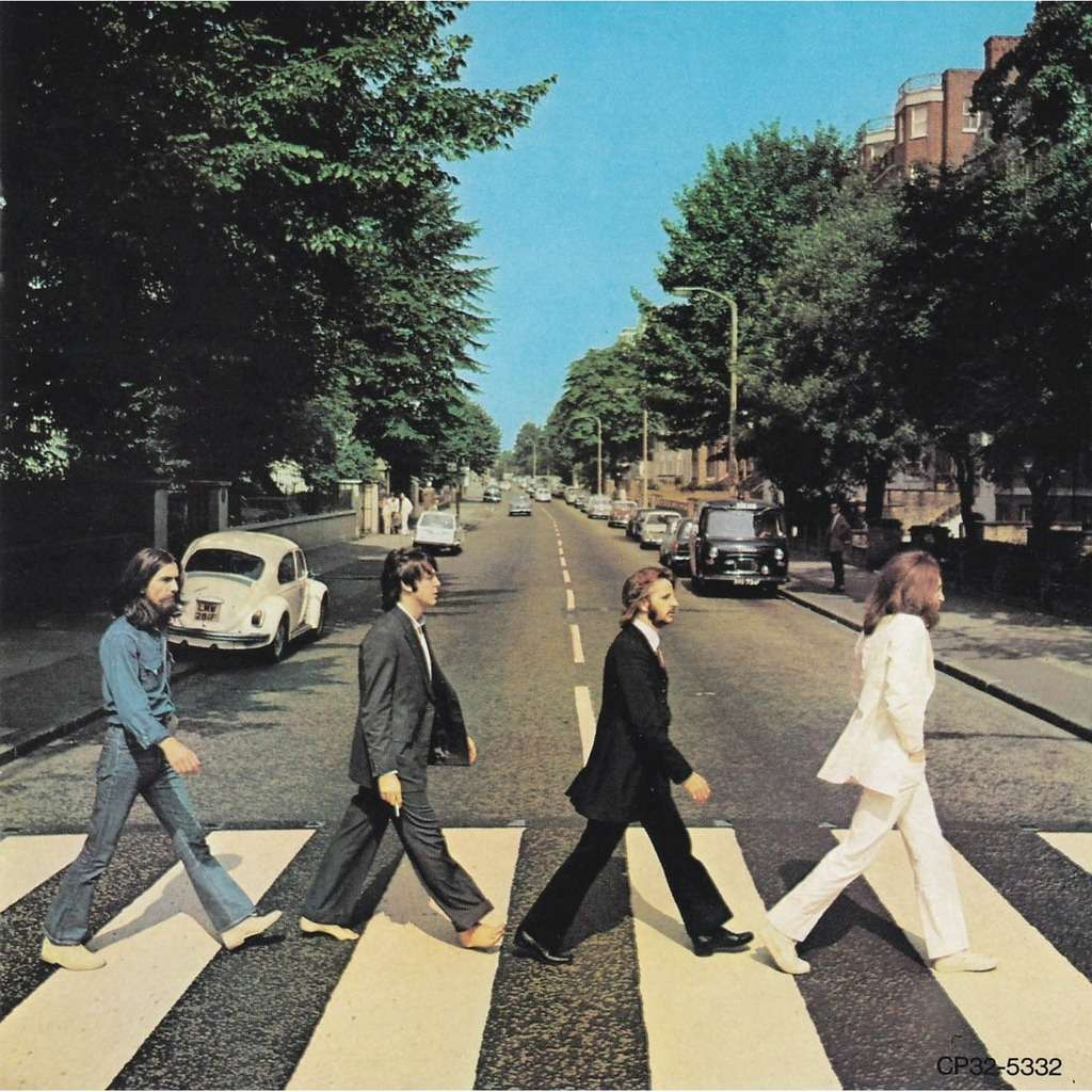 The Beatles Abbey Road (digital remaster,2009)
