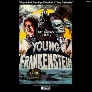 John Morris Young Frankenstein