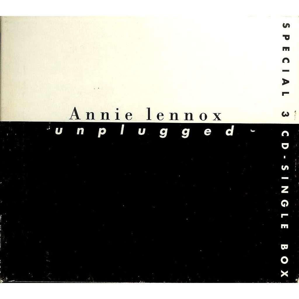 Annie lennox unplugged mtv 1992 special 3cd single box - Annie lennox diva album cover ...