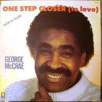 george mccrae one step closer ( to love )