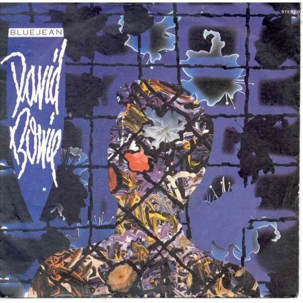 David Bowie Blue Jean (Yougoslavia 1984 2-trk 7single full ps)
