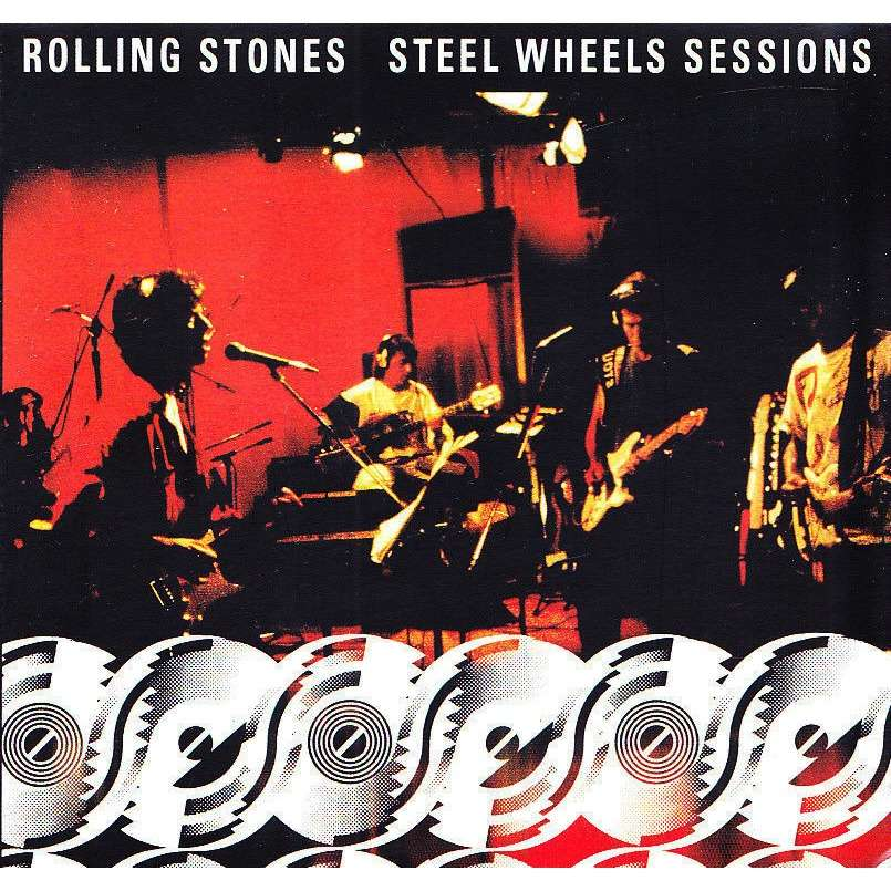 ROLLING STONES - STEEL WHEELS SESSIONS (ALTERNATES - DEMOS - OUTTAKES)