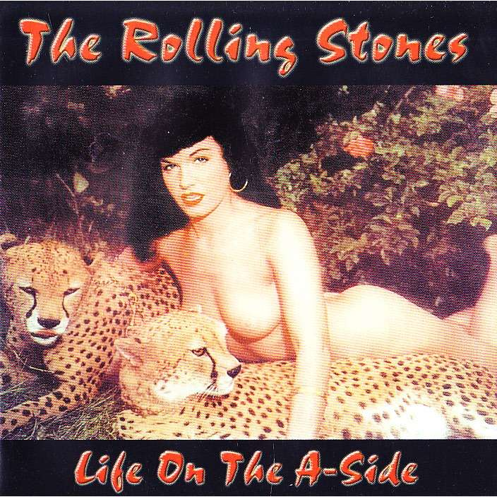 ROLLING STONES - LIFE ON THE A-SIDE (A-SIDES FROM 1964 TO 2000)